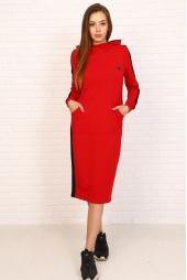 Платье, красный (арт. 19КРЧЕ/ПЛЛ)